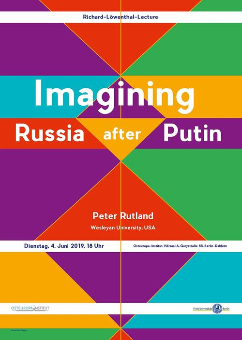 Peter Rutland: Imagining Russia after Putin