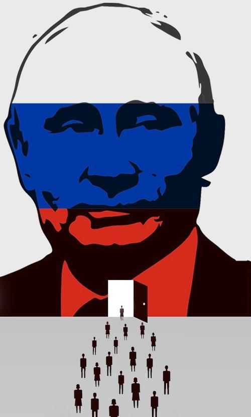The Putin Exodus (c) Atlantic Council