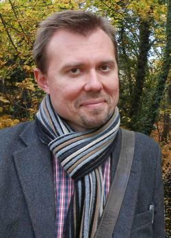 Andrii Portnov a historian of modern Ukraine specializing in intellectual history, historiography, genocide and memory studies in Eastern and Central Europe. Portnov is the initiator of the Berlin-Brandenburg Ukraine Initiative.