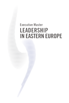 Logo  Executive Master – Leadership in Eastern Europe