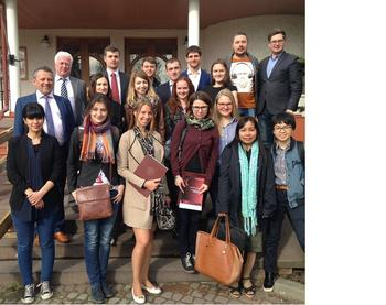 Global Politics Workshop 2017 in Ukraine