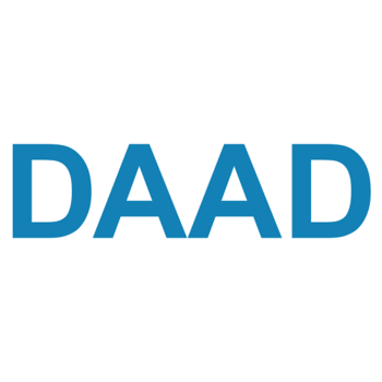 DAAD-Logo, via wikimedia commons