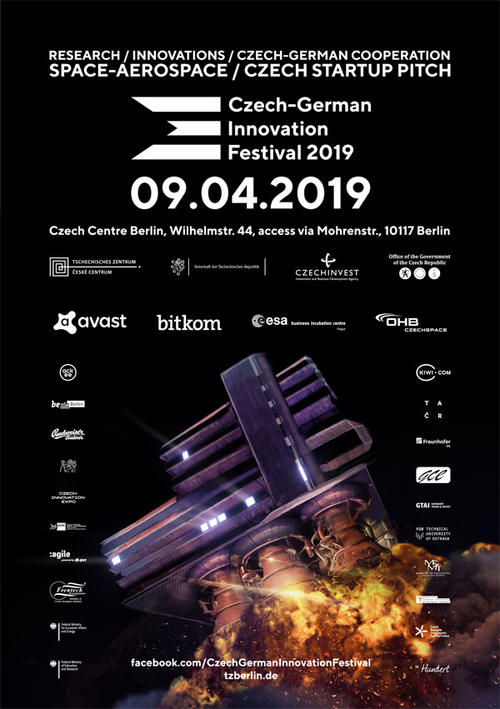The German-Czech Innovation Festival (CGIF) | Bildquelle: Tschechisches Zentrum Berlin